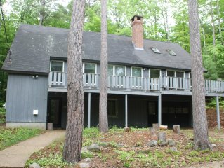 Private Home, Sleeps 12+, White Mts/Minutes to Attitash/Storyland/Saco