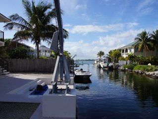 Florida Keys Pine Channel Water Front - Deep Canal