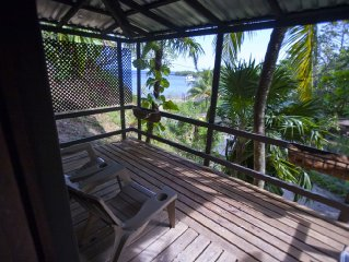 Water Front Casita On Tropical One Acre Estate