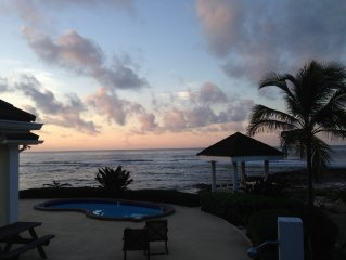 Private Villa on the Caribbean Sea - Stunning  Views  ALL 50+ REVIEWS ARE 5-STAR