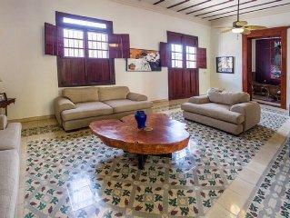 Santiago Casa Serena Colonial Home for Rent