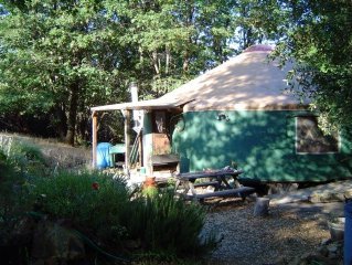 Adventurous And Comfortable Glamping In The Heart Of Yuba River Gold Country