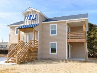 CJ's Hideaway! Brand New Home! 500ft to Beach Access. Milepost 7.5
