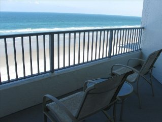 MILLION $$ VIEW-7th Floor Direct Ocean Balcony-Free Wi-Fi...Why Settle?