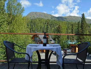 Luxury Bunkhouse on the Kenai River in Cooper Landing