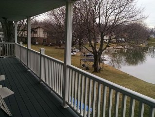 Lake Columbia - Family Friendly - 4 bed, 2 bath, sleeps up to 12
