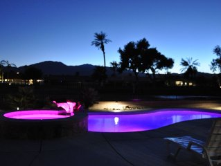 New, Spacious Home With Private Pool, Gated Community, Next To The Polo Grounds