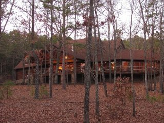 Greers Ferry Lake-Lake Front Lodge