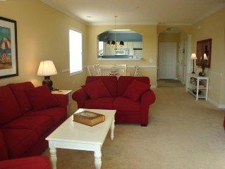 Luxury Golf Villa, Fantastic Course Views, ~HDTV~ & ~Wi-Fi ~