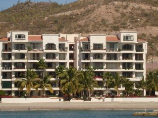 Wonderful Beach Front Condo-La Concha Resort