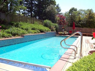 Beautiful Annapolis Area Home With Pool! Minutes To Downtown