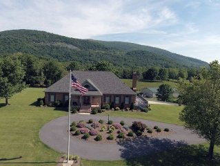 A Must Stay Estate Located by Numerous Wineries & Breweries in Western Albemarle