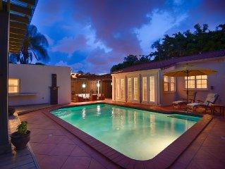 HEATED Pool!/3Bed2Bath/Coconut Grove