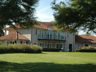 Mediterranean Villa  in Brabant perfect for family, friends and kids