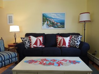 Classic beach house, 4 BDRs, sleeps 10, off street parking, 11/2 block to beach