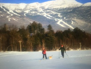Stunning Views Of Stowe Mountain! Great for 1 or 2 families with (in-law suite)