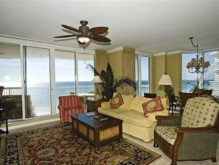 Gorgeous West-End 3 BR/BA, HUGE BALCONY-GREAT VIEWS!!