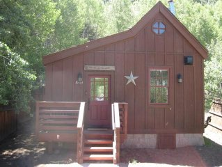 Luxury Historic Truckee River Cabin Hideaway