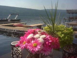 Keuka Lake the Smallest Coolest Town in USA 'Fun in the Sun'