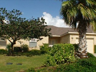Large 2 BR Villa Spi Golf Course Laguna Vista, Tx
