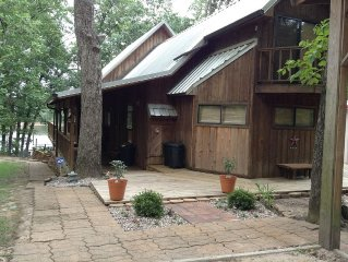 Waterfront Access! 'We got it all in Skier's Cove on South Toledo Bend'