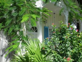Vintage Conch Home with Contemporary Flair in Old Town Key West