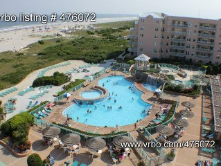 Seapointe Village - Wildwood Crest / Cape May Private Beach Getaway in NJ