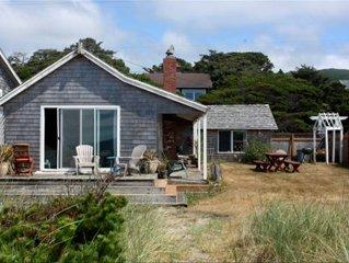Oceanfront Beach Cottage - Rockaway Beach