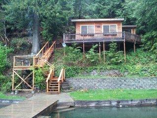 Cozy Cabin Rental on Lake Sutherland