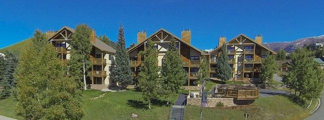 Ponderosa Condominiums, 17 Treasury Road, Mount Crested Butte