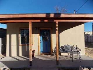 Remodeled 100-year old adobe casita