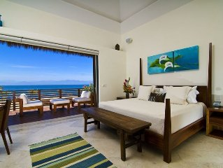 Direct Pano Ocean Views, In Gates, St. Regis next door, Kapuri Beach Club Memb.