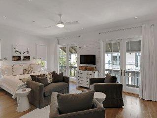 Classic Style-Cozy Studio In Rosemary Beach