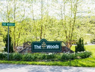 Oakhill Cottage at 'The Woods' Spa, Golf, Tennis and Swimmig