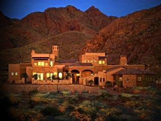 Mountain Side Tuscan Estate -