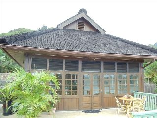 Authentic Indonesian, Oceanfront , Romantic,  Charming,