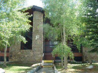 Wood Burning Fireplace, Views, Rec Center w/Heated Pool & Outside Hot Tubs