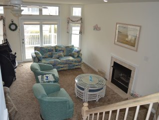 Asbury Ave - Close To Beach, Clean 3BR, 2BA, First Floor, Carport, Storage