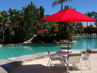 Sunny and Breezy Falling Waters condo - Excellent Summer 2017 Availability