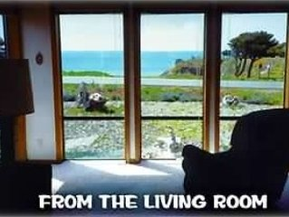 Great Unobstructed View of the Ocean, holiday rental in Bandon