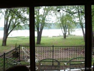 Vintage Lake Cottage On The Shores Of Lake Pepin