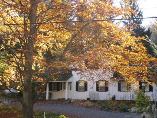 Cottage at Taughannock near State Park, Cayuga Lake, 10 miles to Ithaca, Cornell