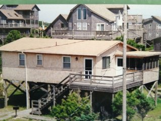 Enjoy Easy Access To The Ocean Less Than 100 Yards Away!!
