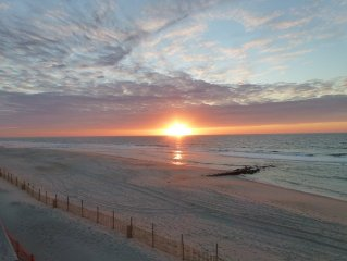 Commanding Views from Wrap Around Decks Sunrise to Sunsest