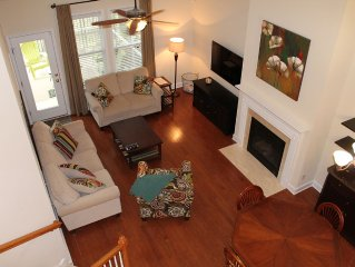 Luxury Townhouse 4BR/2.5BA, Steps Away From TPC Clubhouse & Pool