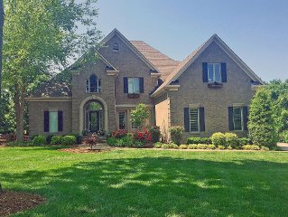 KY Derby Executive Home In Exclusive Community, 5,500 Square Feet!