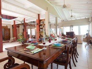Soleil- a stunning Tobago vacation rental villa