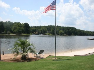 Family Friendly Lake Oconee House