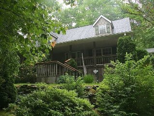8 acres of privacy , stream and waterfall, Dupont, pets ok