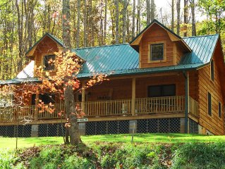 Riverfront Cabin: Relax & Renew At The New River